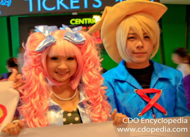 Cosplay Party,Cosplayers