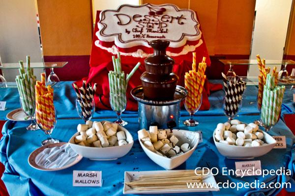 CDO Bloggers, cdo guide, Dessert Strip, Dessert Strip 1st Year Anniversary, chef Hasset Go, Dessert strip Cagayan de Oro, Dessert strip CDO