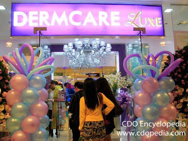 dermcare, dermcare center, dermcare Limketkai Mall Cagayan de Oro, Limketkai Mall Cagayan de Oro, Dermcare branches in the entire Philippines, Dermcare Luxe Centrio Ayala Mall, Centrio Ayala Mall