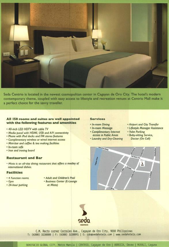 Seda Hotel Cagayan de Oro