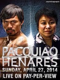 Pacquiao vs Henares