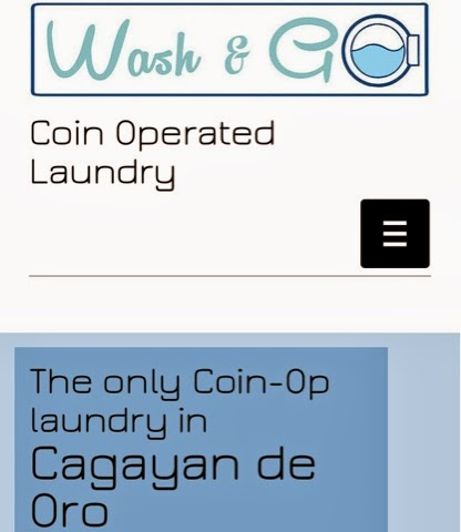 Coin Laundry In Cagayan de Oro, wash and Go, Coin Laundry In Mindanao, Self-service Laundry, CDO Dev, CDO Development