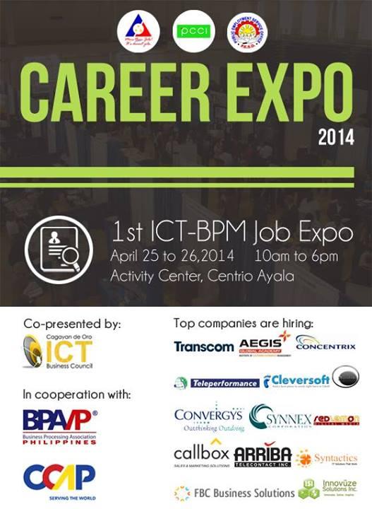 Career Expo 2014 Job Fair
