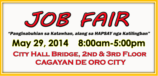 CDO Job Fair