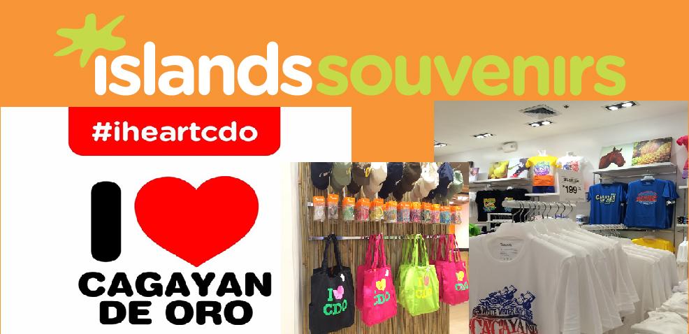 I Heart CDO Campaign Introduce by Island Souvenirs, Island Souvenirs, Cagayan de Oro Island Souvenirs, I Heart CDO Campaign, I Heart CDO Campaign Cagayan de Oro, CDO Island Souvenirs