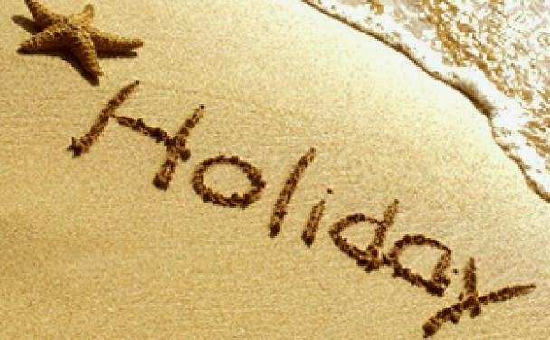List of Nationwide Holidays for 2015