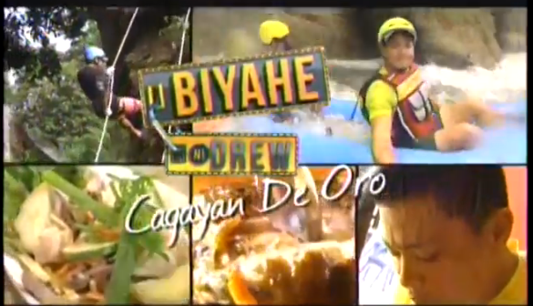 Biyahe Ni Drew Featured Cagayan de Oro, rafting capital of the Philippines, Mapawa adventure Park, white water rafting, museum of Cagayan de Oro, heritage spots in Cagayan de Oro
