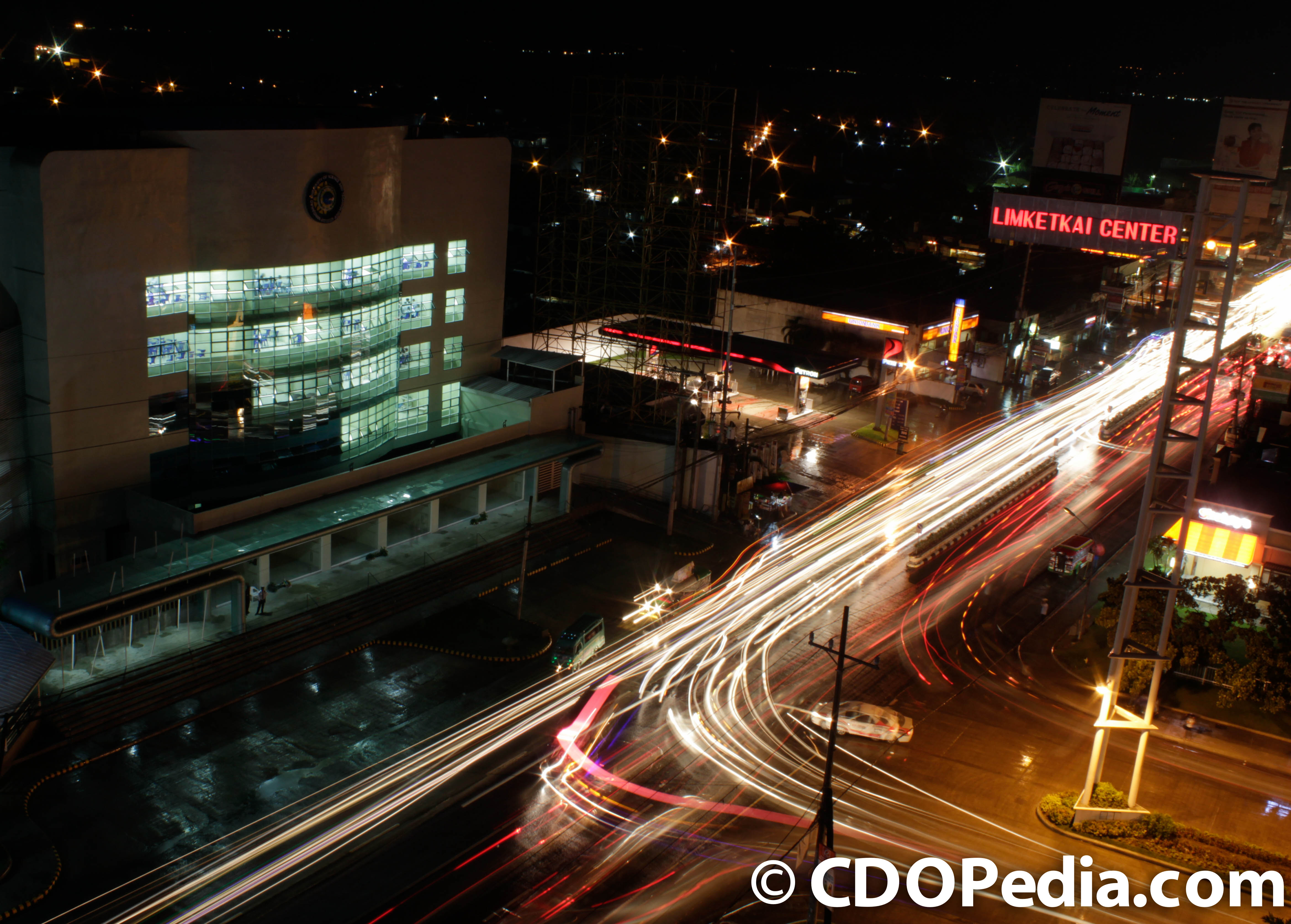 Night Photography, Cagayan de Oro, high rising towers, Cagayan de Oro high rising towers, Cagayan de Oro Malls, CM Recto Street, Mindanao University of Science and Technology, Luxe hotel