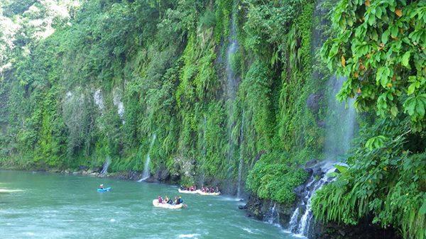 Cagayan De Oro Mega Dike White Water Rafting
