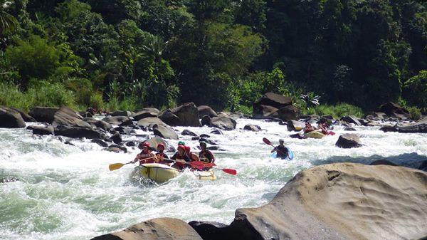 Cagayan de Oro Mega Dike, white water rafting cagayan de oro