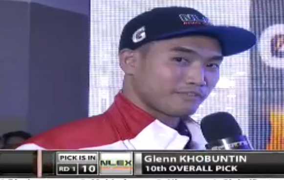 Kagay-Anon 10th Overall Pick Draft in PBA