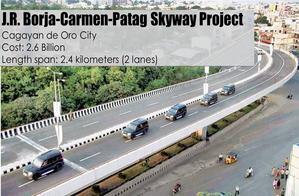 Skyway Project in Cagayan de Oro City
