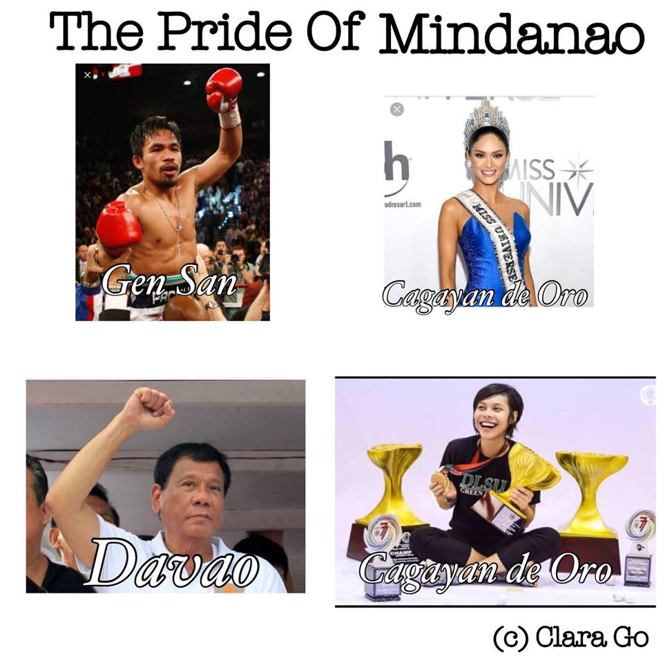 The Pride of Mindanao
