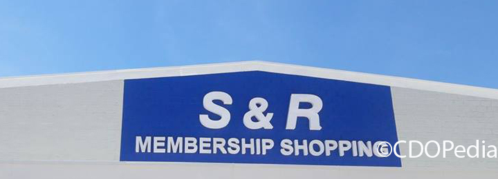 S & R Cagayan de Oro, S & R Northern Mindanao, first S & R Cagayan de Oro, S & R Cagayan de Oro located, Steps to become member of S & R Membership Shopping, S & R Cagayan de Oro Membership Shopping store