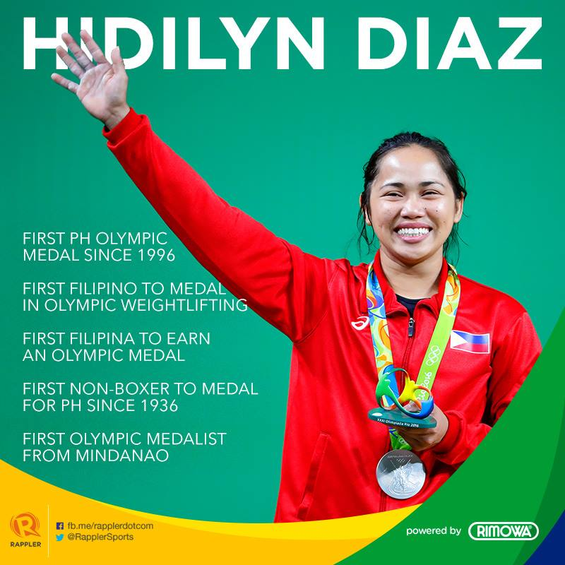 Weightlifting Federation World Championship, Pride of Mindanao, Hidilyn Diaz Pride of Mindanao, Hidilyn Diaz, pride of Cagayan de OroX Ian Lariba, Filipino weightlifter, Filipino