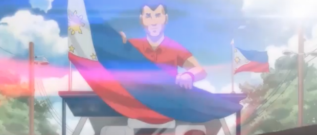 Proud Mindanaoan: President Rody Duterte Now an Anime Hero