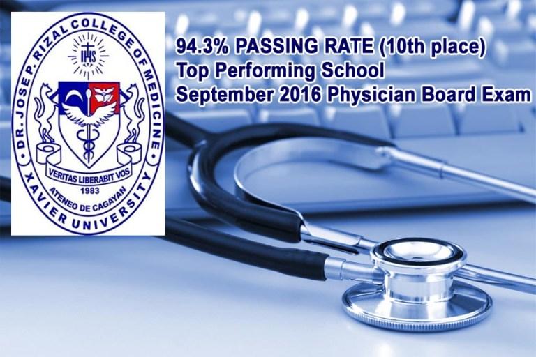 Xavier University, Xavier University Cagayan de oro, ateneo de Cagayan, XU CDO, Top school in Cagayan de oro, Professional Regulation Commission