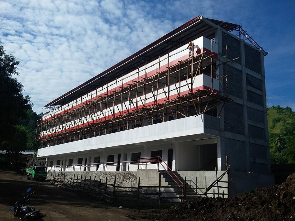 4 Storey Building For Bugo National High School