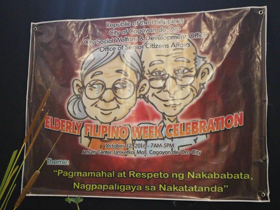 Cagayan de Oro Honored 4 Centenarians