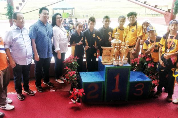Cagayan de Oro 2016 Overall Champion Regional Meet Caguin Island