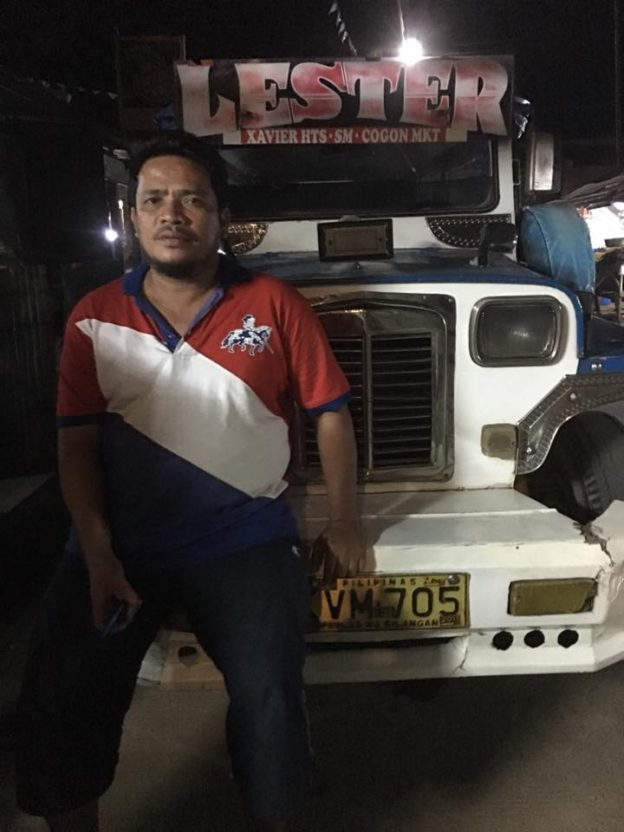 Honest Jeepney Driver
