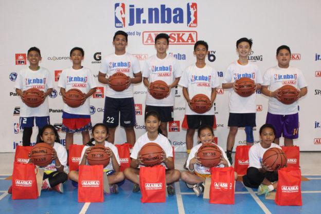 12 Mindanaoan Players Selected to Join Jr. NBA National Camp