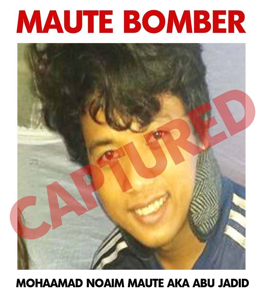 Maute Bomber, Mohammad Noaim Maute, Mohammad Noaim Maute Bpmber, Maute Cagayan de Oro, Bomber Cagayan de Oro, Maute in Mindanao, Martial Law, ISIS Cagayan de Oro