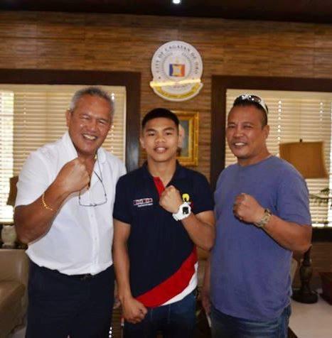 Kagay-anon Amateur Boxer