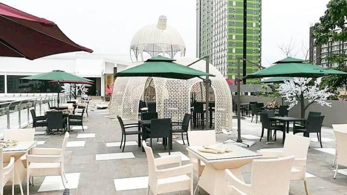 Cagayan town center, Sky Bar Cagayan de Oro