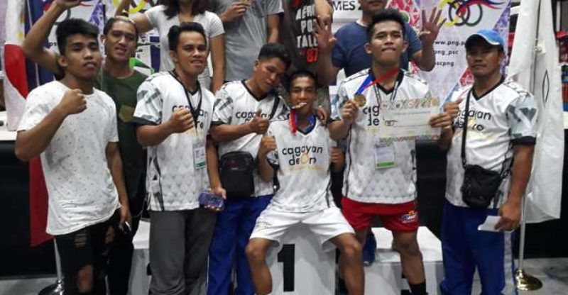 Cagayan de Oro Boxers Sweeps Final Matches And Bring 6 Gold Medals ...